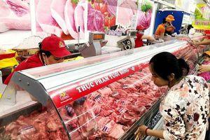Giá thịt heo chưa có nhiều biến động dù giá heo hơi giảm sâu