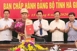 Tin bổ nhiệm lãnh đạo mới Hà Giang, Đà Nẵng, Bạc Liêu