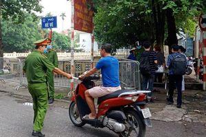 Xử lý rốt ráo các vi phạm về phòng dịch Báo Hànôịmới phản ánh