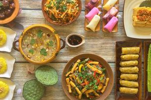 Tháng Vu Lan sắp về, mẹ đảm Sài Gòn chia sẻ mâm cơm chay 9 món đẳng cấp nhà hàng, chỉ nhìn thôi đã thấy quá hấp dẫn!