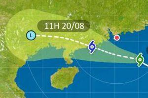 3 nguy cơ lớn khi bão Higos đổ bộ