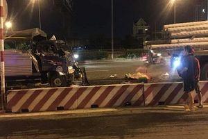 Tin tức tai nạn giao thông mới nhất hôm nay 18/8: Bị xe ben cán, một phụ nữ tử vong