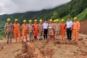 Sơn La cấp điện trở lại cho 2.756 khách hàng