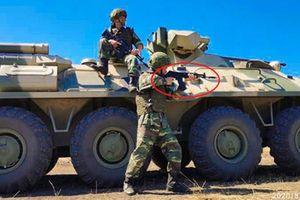 Bộ đội Việt Nam lần đầu sử dụng súng trường AK-12 hiện đại của Nga