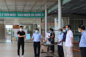 Thêm 11 bệnh nhân COVID-19 tại Quảng Nam được điều trị khỏi bệnh