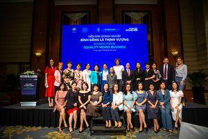 Doanh nghiệp cam kết ủng hộ các nguyên tắc trao quyền cho phụ nữ