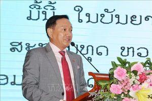 Tinh thần 'giúp bạn là giúp mình' của công an Việt – Lào song hành cùng lịch sử cách mạng