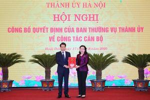 Hà Nội, Thừa Thiên - Huế, Cần Thơ điều động, bổ nhiệm lãnh đạo mới