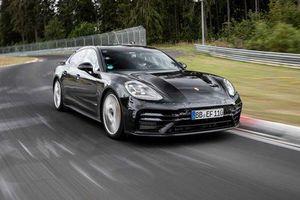 Porsche Panamera 2021 chuẩn bị ra mắt - Sedan thể thao hạng sang ưa thích của nhà giàu Việt