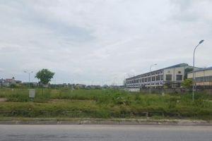 Những dự án phân lô, bán nền làm xấu bộ mặt thành phố Uông Bí