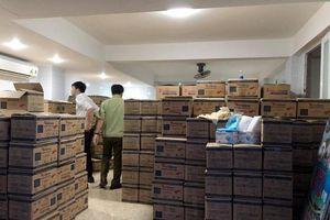 Phát hiện hơn 4 triệu khẩu trang, găng tay y tế kém chất lượng