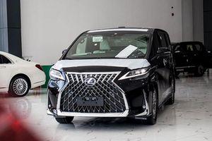 Chi tiết Lexus LM 4 chỗ sang chảnh, hơn 10 tỷ tại Việt Nam