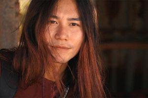 Bật mí về Võ Nghi Bình- 'trai đểu' trong phim 'Cát đỏ'