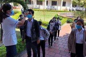Thầy giáo mắc COVID-19 ở Quảng Nam: Gần 1.300 người là F1, F2
