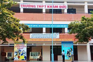 Thầy giáo đi coi thi THPT quốc gia mắc Covid-19, 100 người bị cách ly