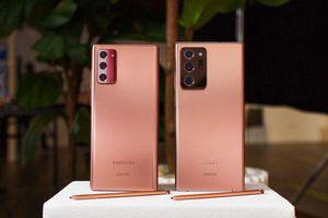Bảng giá điện thoại Samsung tháng 8/2020: Thêm 2 sản phẩm mới, đồng loạt giảm giá