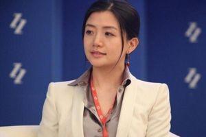 Nữ tỷ phú xinh đẹp nằm top giàu nhất Trung Quốc, từng là cánh tay phải đắc lực cho Jack Ma