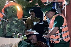 Một ngư dân Quảng Nam tử vong trên biển