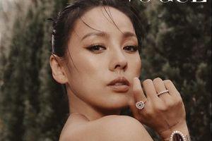 Lee Hyori khoe vóc dáng săn chắc ở tuổi 41