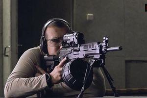 Nga giới thiệu súng máy trang bị cho lực lượng đặc biệt