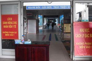 Hai điều dưỡng mắc Covid-19 liên quan Bệnh viện Đà Nẵng