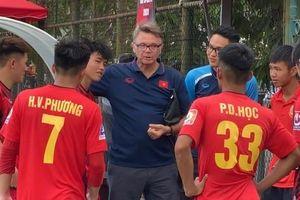 U19 Việt Nam cũng hội quân