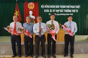 Thành phố Phan Thiết có tân Chủ tịch UBND