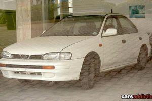 'Soi' đại lý ôtô Subaru bị bỏ hoang từ thập niên 90?