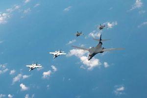 Mỹ và Nhật Bản tiến hành cuộc tập trận quy mô lớn ở khu vực Ấn Độ - Thái Bình Dương