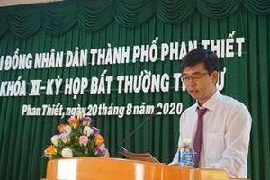 Thành phố Phan Thiết có tân Chủ tịch 42 tuổi