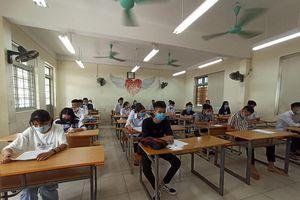 Quảng Nam: Một giáo viên coi thi tốt nghiệp THPT nhiễm COVID-19