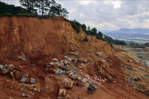 Thẩm định 3 đề án thăm dò khoáng sản tại Hà Nam, Tuyên Quang và Kon Tum