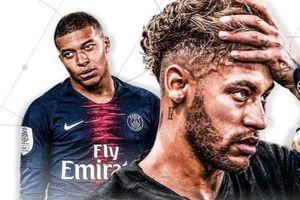 PSG và một tỷ euro để đánh đổi giấc mơ Champions League