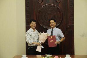 Bổ nhiệm NSƯT Minh Hiếu làm Phó giám đốc Nhà hát Kịch Việt Nam