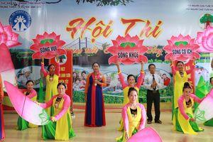 Hơn 300 người cao tuổi tham gia Hội thi Người cao tuổi 'Sống vui - Sống khỏe'