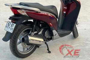 Honda SH 150i cũ biển ngũ quý 5, rao bán giá 600 triệu