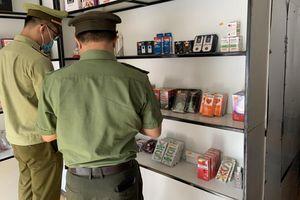Shop kinh doanh sản phẩm 'người lớn' không rõ nguồn gốc xuất xứ bị xử phạt