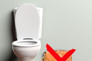 Làm sao để sử dụng toilet công cộng một cách an toàn?