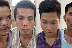 Bắt 3 đối tượng cùng 5 bánh heroin ở Cao Bằng
