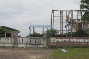 Bình Định: Công ty CP đường nợ 1.000 tỷ đồng, bị đưa ra đấu giá tài sản
