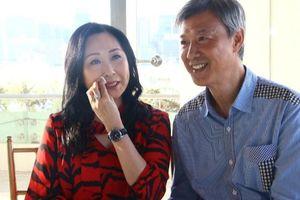 Vợ tài tử 'Thiên long bát bộ' mắc bệnh hiểm nghèo