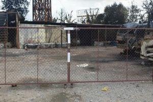 Nhiều sai phạm sau vụ cháy kho chứa xăng của Công ty Bắc Hà