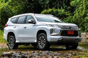 Mitsubishi Pajero Sport 2020 có gì để 'đấu' Toyota Fortuner 2021?
