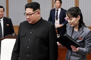 Em gái ông Kim Jong-un giữ vai trò 'người chỉ huy thứ hai trên thực tế'