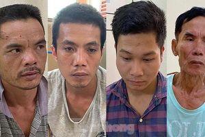 Cao Bằng: Bắt giữ nhóm vận chuyển, buôn bán 5 bánh ma túy