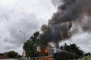 Cháy kho bãi tập kết xăng dầu ở Hải Phòng: Lộ hàng loạt sai phạm