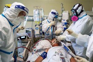 COVID-19 tới 6 giờ sáng 22/8: Thế giới trên 23 triệu ca bệnh, 801.546 người tử vong