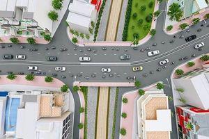 Phương tiện lưu thông như thế nào khi xây cầu Hang Ngoài?
