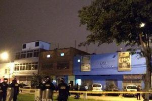 Peru: Đi hộp đêm 'chui', 13 người giẫm đạp nhau tới chết