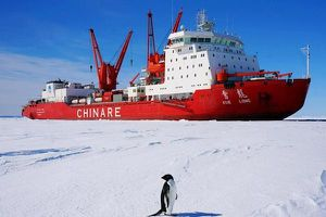 Con đường trở thành cường quốc vùng cực Bắc của Trung Quốc (Phần II)